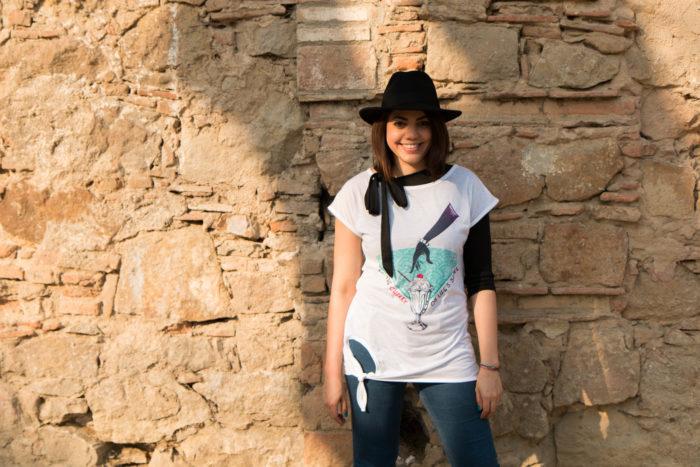 Leola shirt Decage Shake
