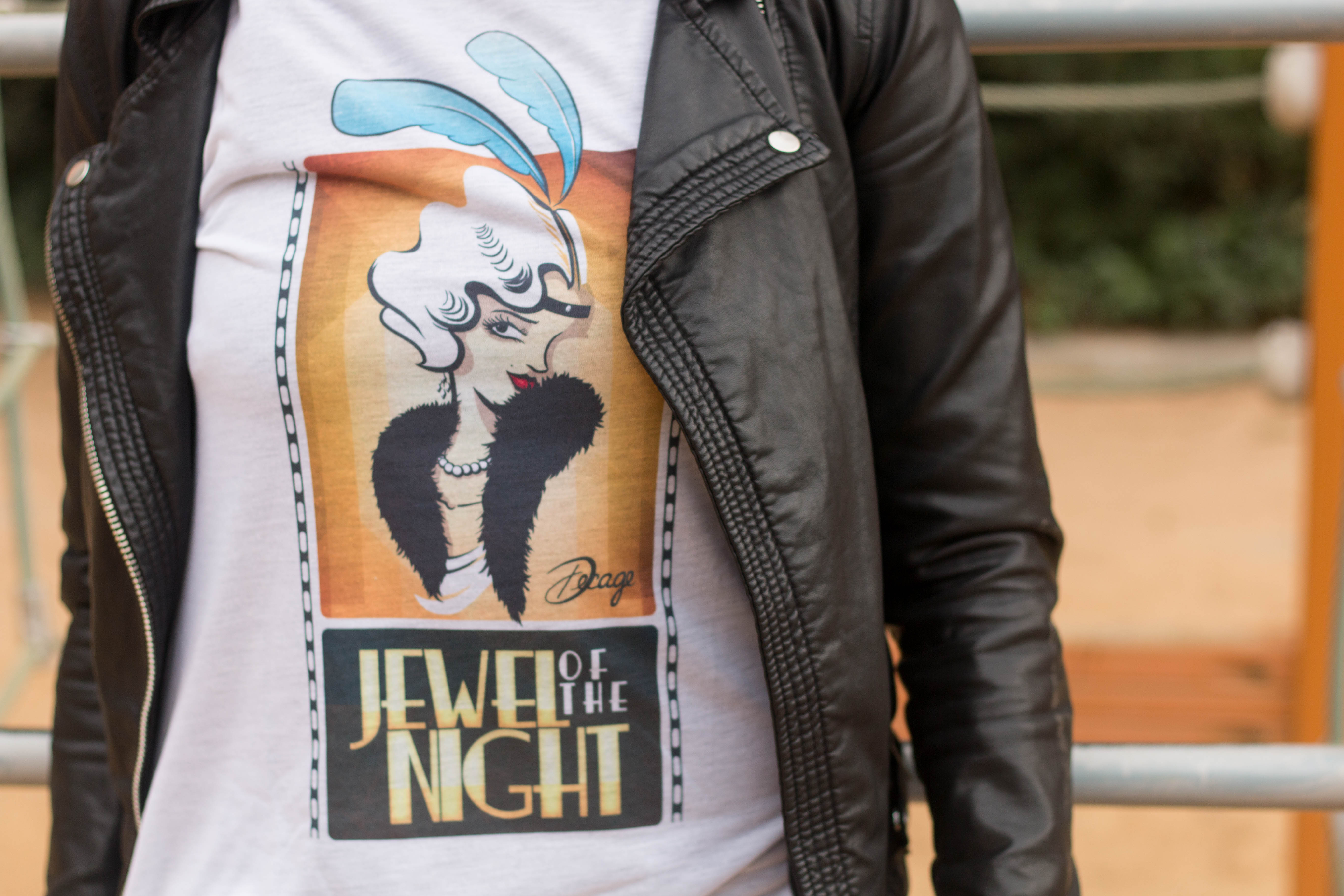 Leola Shirt Jewel Decage
