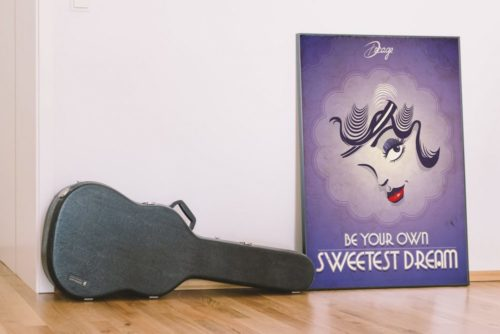Decage Sweetest Dream Poster