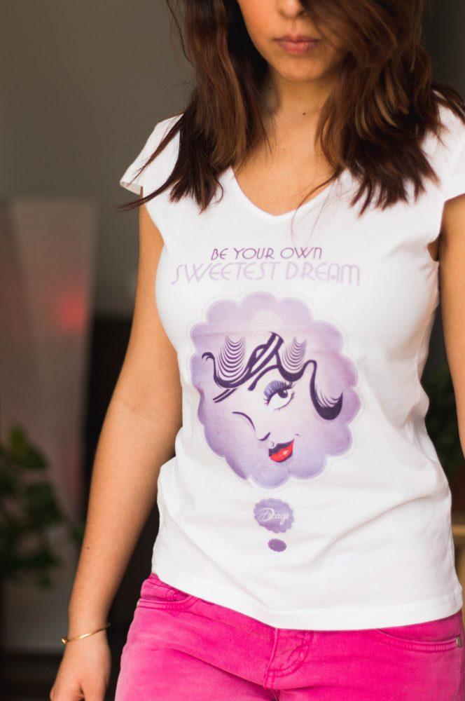 Decage Camiseta Sweetest Dream