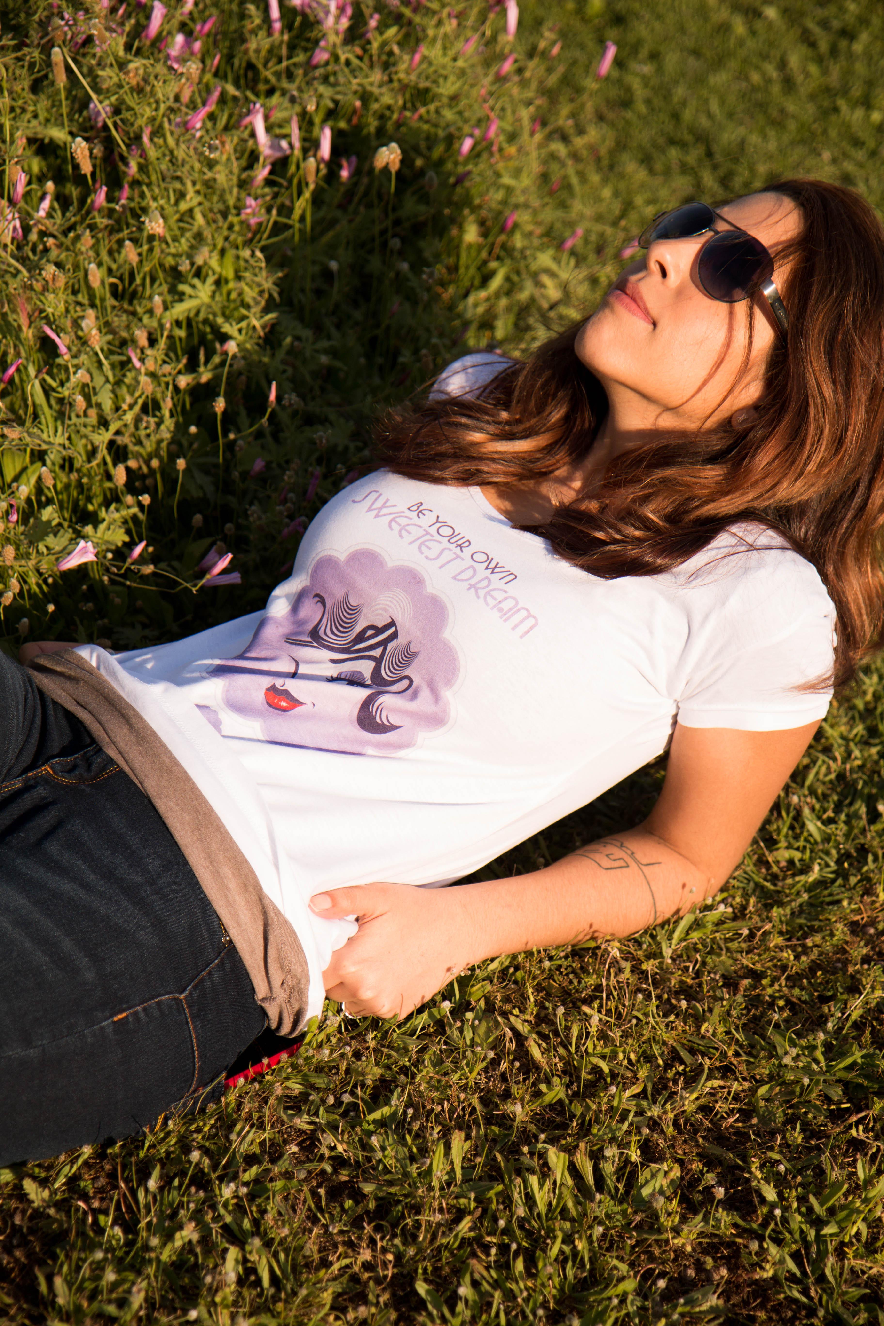Camiseta Decage Cuello Redondo Dream