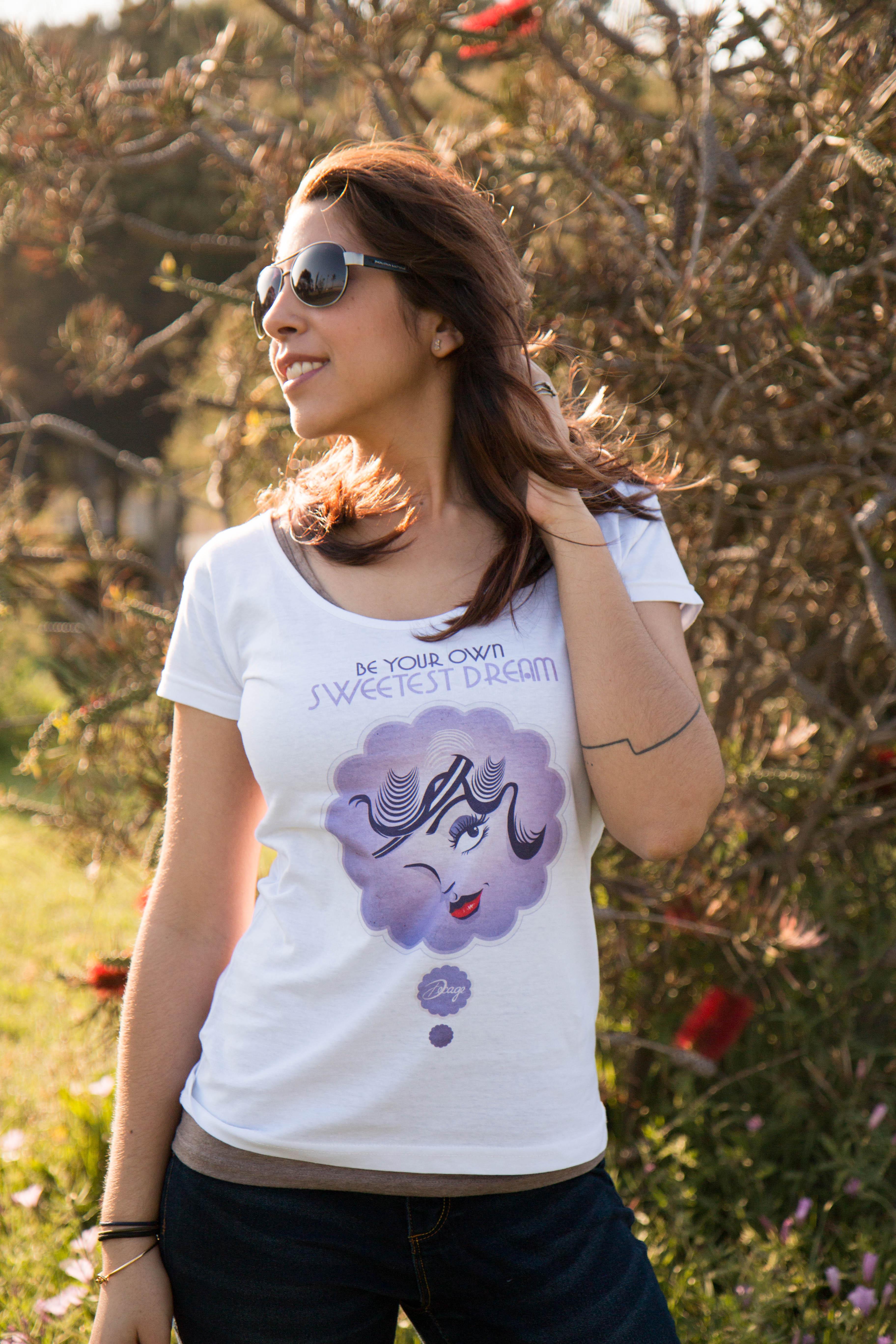 Camiseta Decage Dream