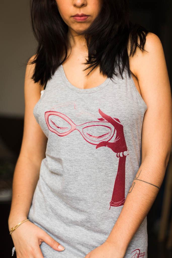 """Camiseta Decage Basic """"Gorgeous"""""""