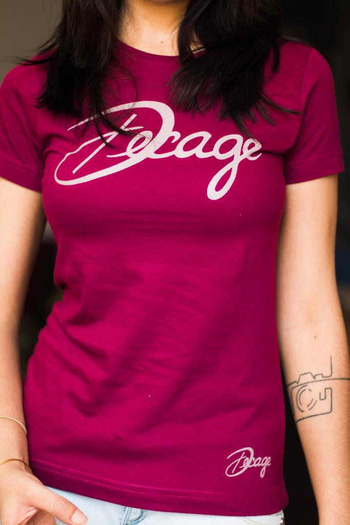 "Camiseta Decage Manga Corta ""Decage"""