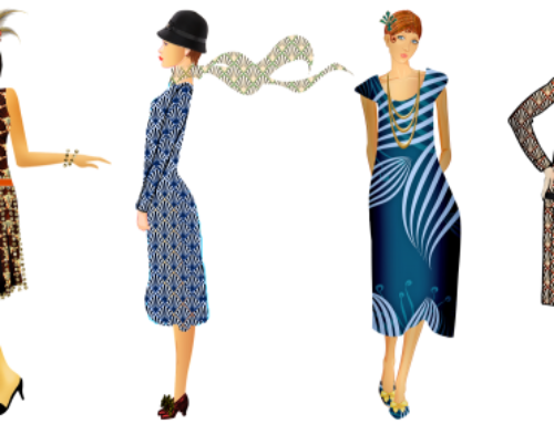 Moda Años 20: Extravagancia, lujo y diversión