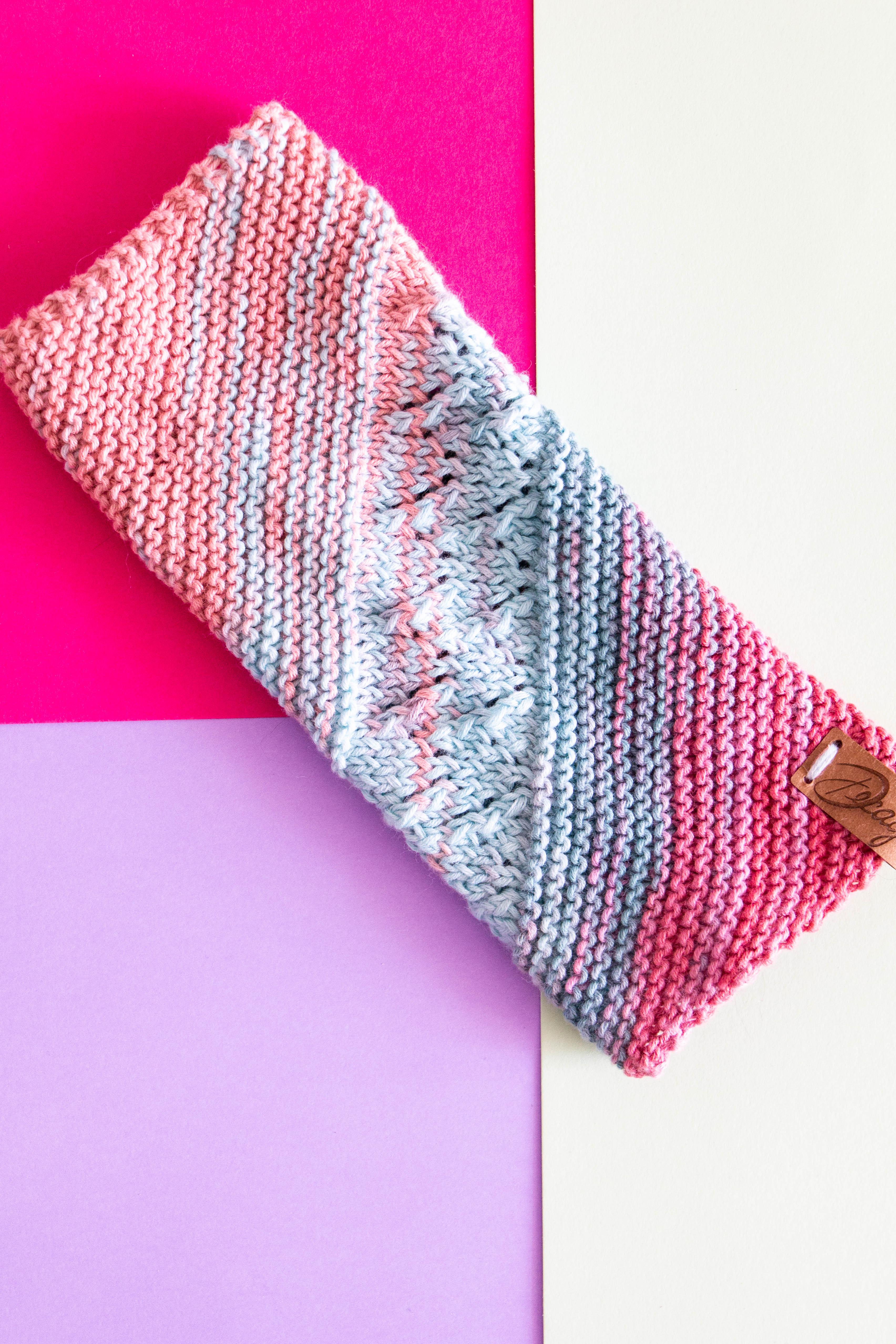 Brazalete tejido crochet Decage